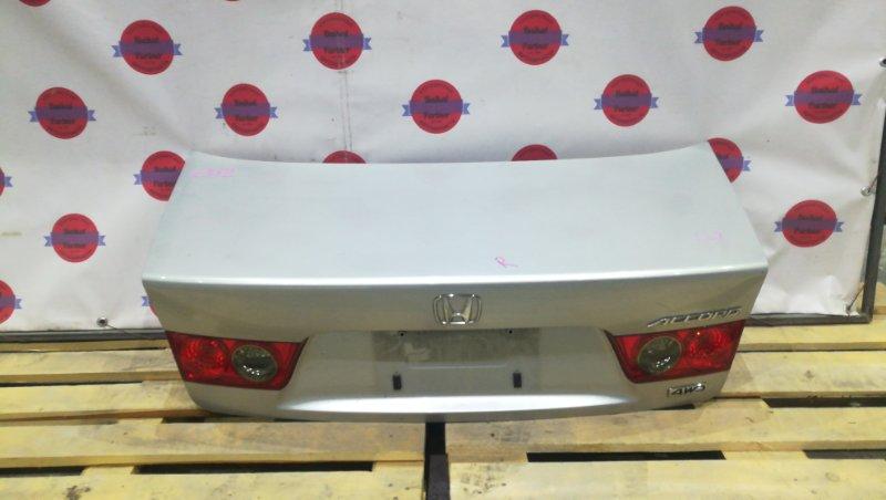 Крышка багажника Honda Accord CL8 K20A 2007 задняя