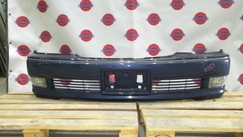 Бампер Toyota Crown Majesta UZS173 1UZ-FE передний 6208