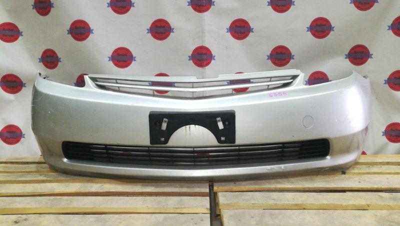 Бампер Toyota Prius NHW20 1NZ-FXE 2004 передний 6366