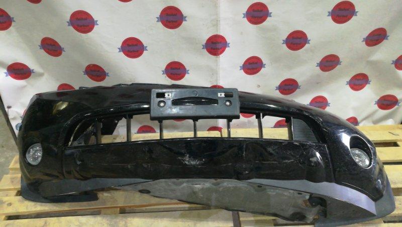 Бампер Nissan Murano TZ50 QR25DE передний 6254