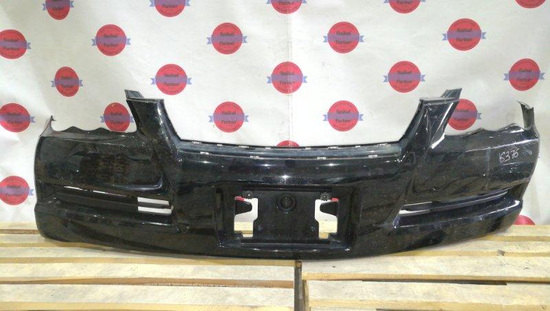 Бампер Toyota Mark X GRX120 4GR-FSE 2005 передний 6376