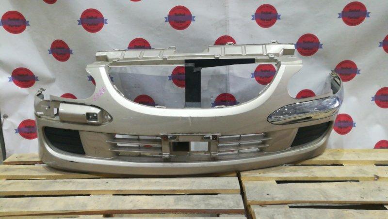 Бампер Toyota Duet M100A EJ-VE 2003 передний 6328