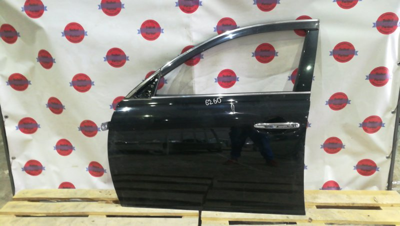 Дверь Toyota Mark X GRX120 4GR-FSE 2006 передняя левая