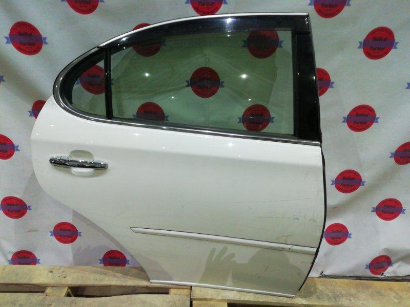 Дверь Toyota Windom MCV30 1MZ-FE задняя правая 6218