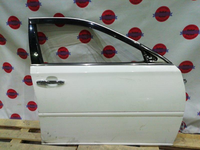 Дверь Toyota Windom MCV30 1MZ-FE передняя правая 6218