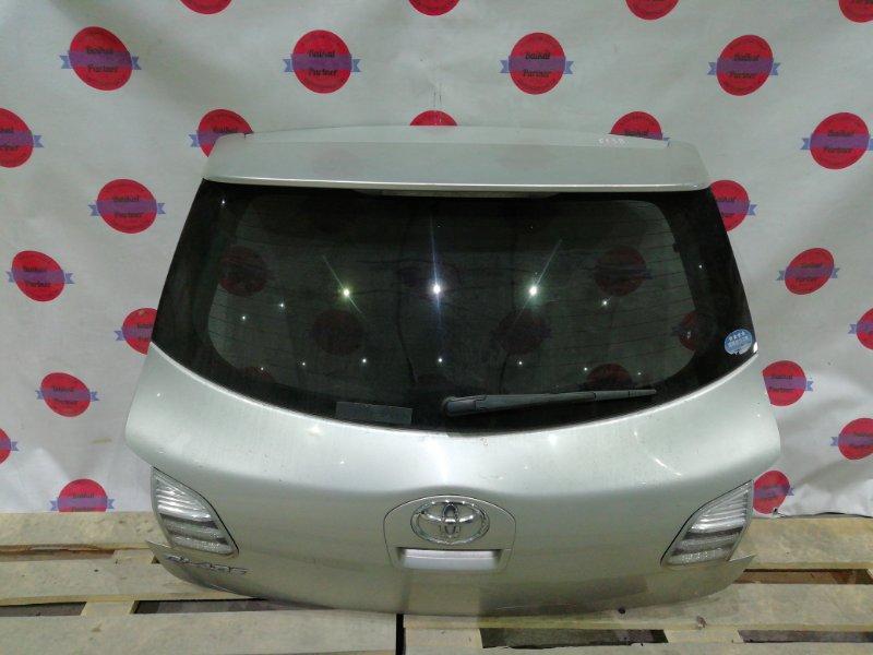 Дверь 5-я Toyota Blade AZE154H 2AZ-FE 2007 задняя 6138