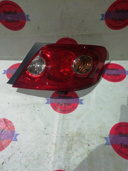 Стоп Toyota Mark X GRX120 4GR-FSE 2005 задний правый 22-333