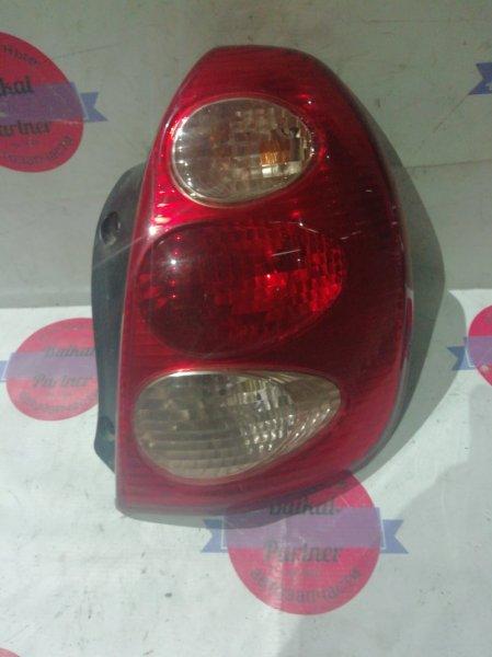 Стоп Toyota Duet M100A EJ-VE 2003 задний правый 220-51716