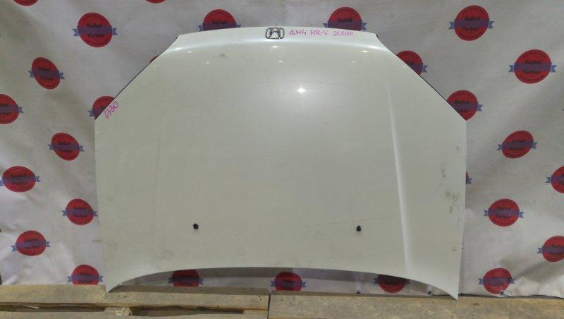 Капот Honda Hr-V GH4 D16A 2001 передний 6330
