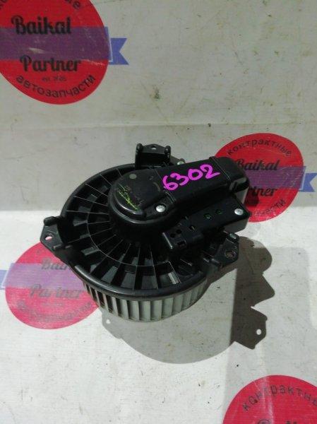 Мотор печки Toyota Belta NCP96 2NZ-FE 2006 6302