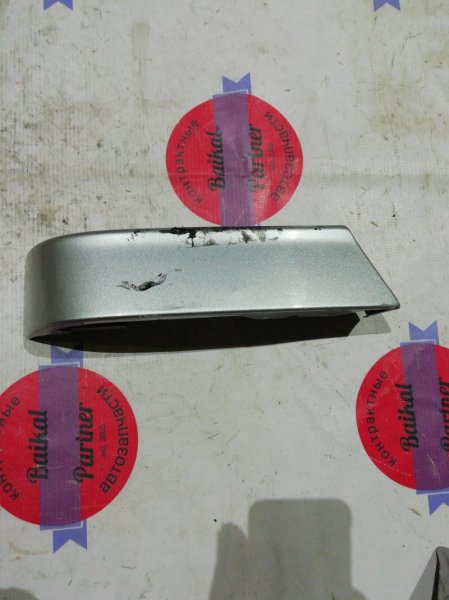 Планка под стоп Nissan Sunny FB15 QG15DE задняя левая 6311