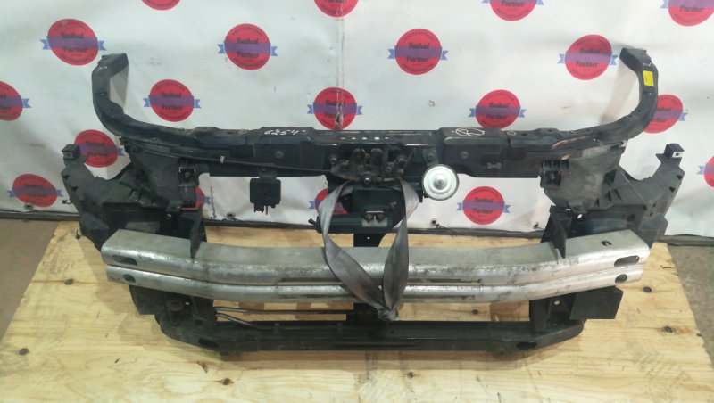 Рамка радиатора Nissan Murano TZ50 QR25DE 2004 6254