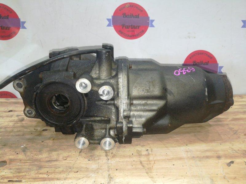 Редуктор Honda Hr-V GH4 D16A 2001 задний 6330