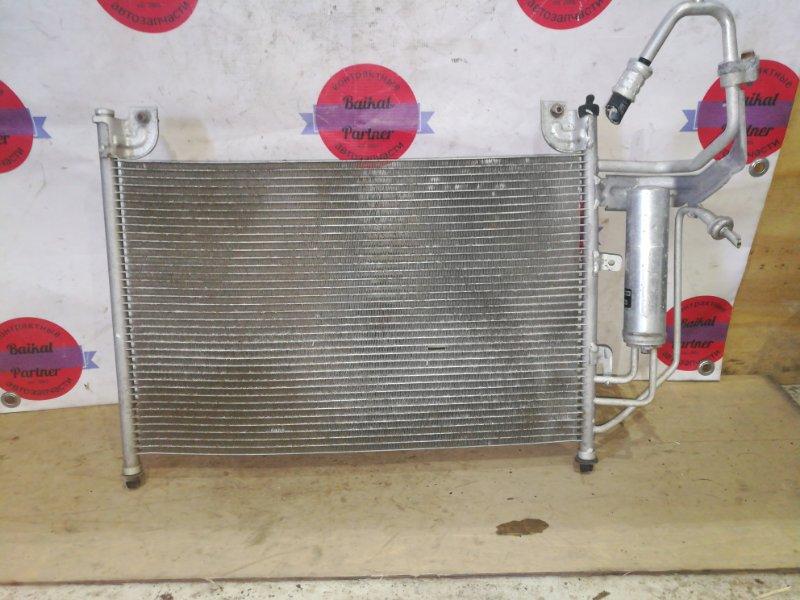 Радиатор кондиционера Mazda Demio DE3AS ZJ-VE 2011 6045