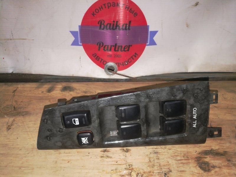 Блок управления стеклами Toyota Corolla Fielder NZE121G 1NZ-FE 2005 6357