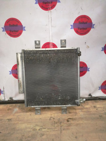Радиатор кондиционера Nissan Vanette SK22MN R2 6147