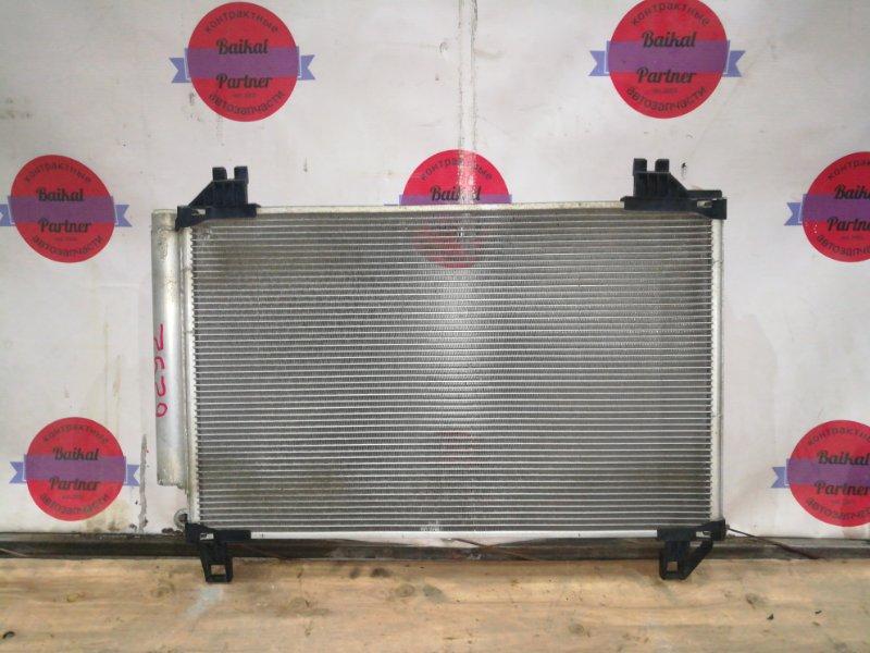 Радиатор кондиционера Toyota Ractis NCP105 1NZ-FE 6292