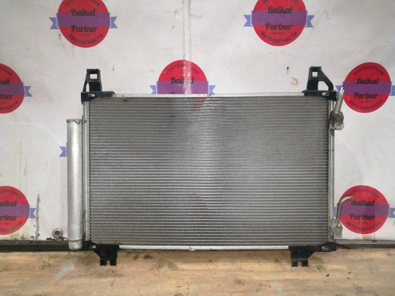 Радиатор кондиционера Toyota Belta NCP96 2NZ-FE 2006 6302