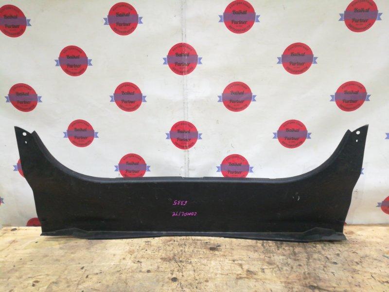 Накладка в багажник Toyota Camry ACV45 2AZ-FE 6335