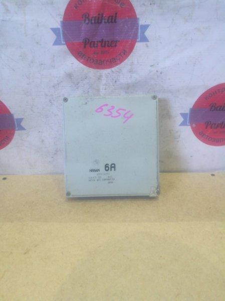 Блок управления двс Nissan Primera HP11 SR20DE A19-001 BJ7 4