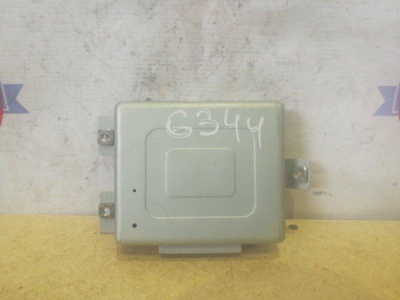 Блок управления автоматом Nissan Cube ANZ10 CGA3DE G2T35071H2