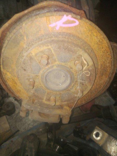 Ступица Toyota Auris ZRE152H 2ZR-FE задняя правая 6121