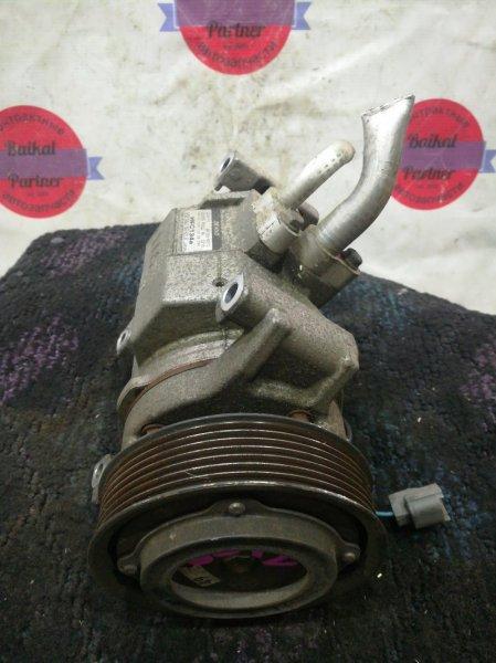 Компрессор кондиционера Honda Edix BE3 K20A 6272