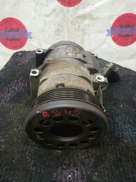 Компрессор кондиционера Toyota Estima MCR40W 1MZ-FE 6345