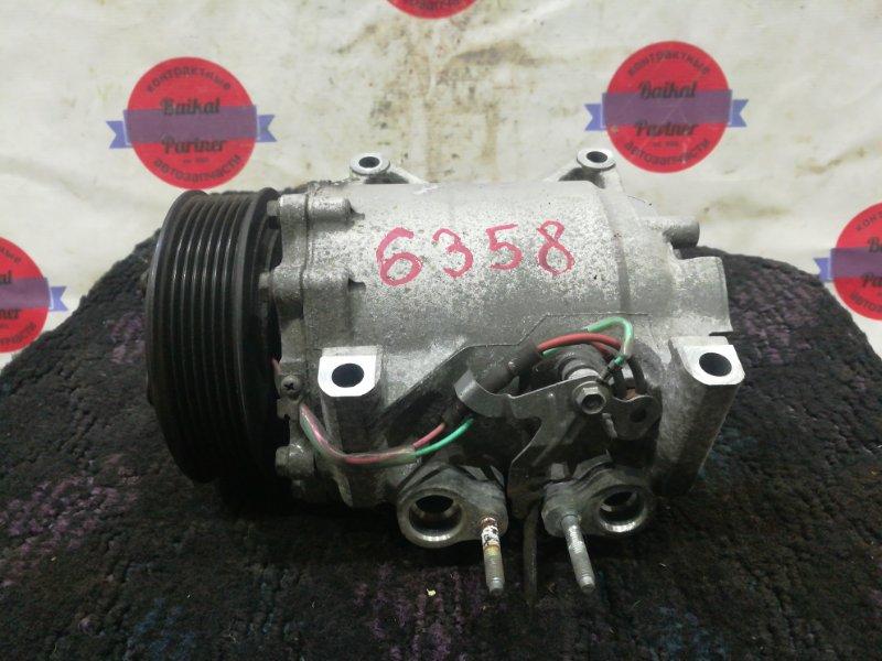 Компрессор кондиционера Honda Accord CL8 K20A HS-110R
