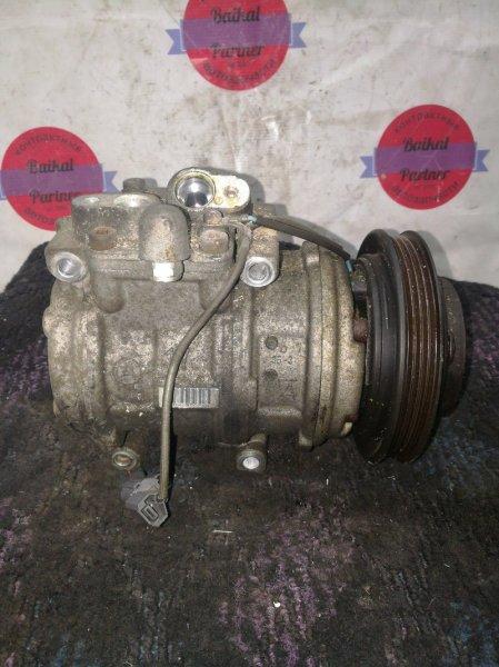 Компрессор кондиционера Honda Step Wagon RF1 B20B 1997 6342