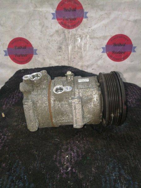 Компрессор кондиционера Toyota Isis ZNM10W 1ZZ-FE 6333