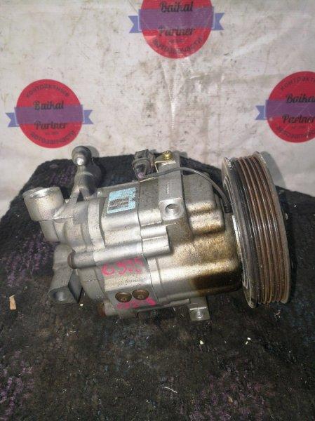 Компрессор кондиционера Nissan Sunny FNB15 QG15DE 6395