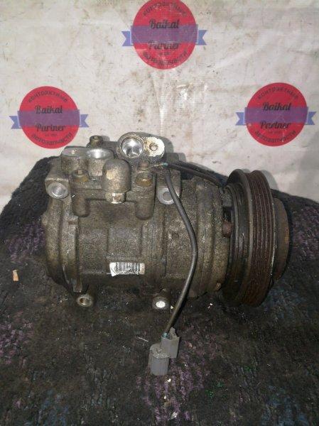 Компрессор кондиционера Honda Step Wagon RF1 B20B 2000 6313
