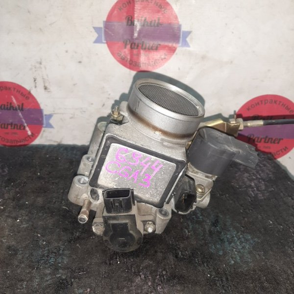 Заслонка дроссельная Nissan Cube ANZ10 CGA3DE 6344