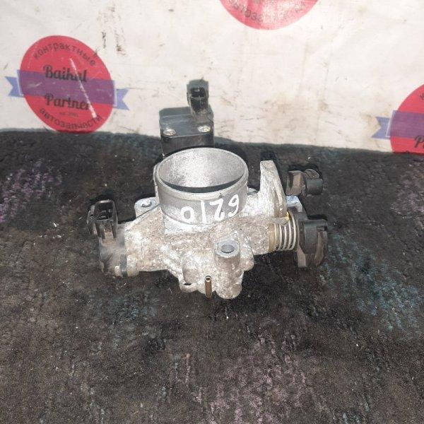 Заслонка дроссельная Toyota Gaia SXM10G 3S-FE 6210
