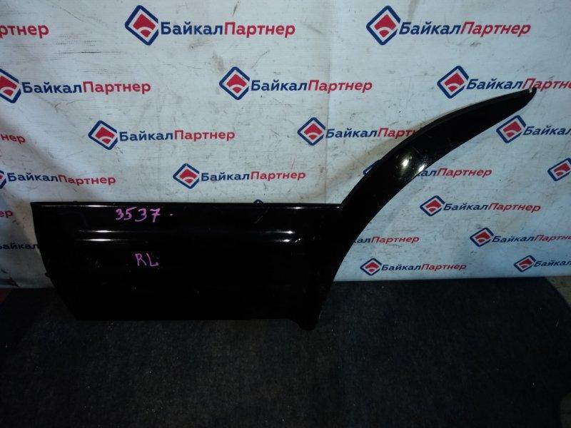 Накладка двери Nissan Terrano JRR50 QD32 1996 задняя левая 3537
