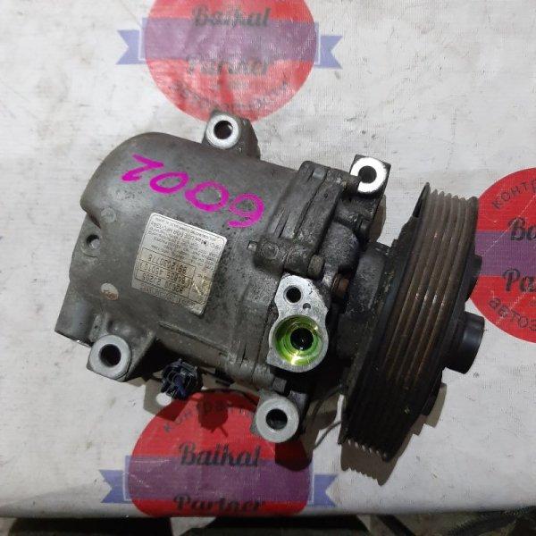Компрессор кондиционера Nissan Avenir PW11 SR20DE 6002
