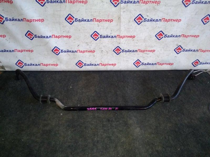 Стабилизатор Toyota Ipsum SXM10G 3S-FE передний 3595
