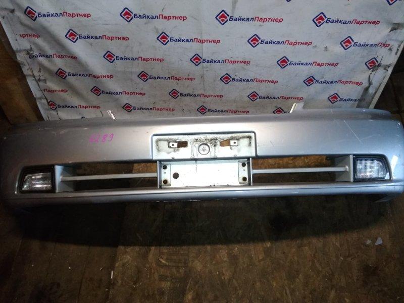 Бампер Nissan Laurel GNC35 RB25DE 2001 передний