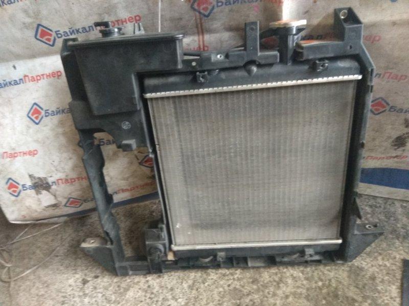 Радиатор двс Daihatsu Hijet S331V KF