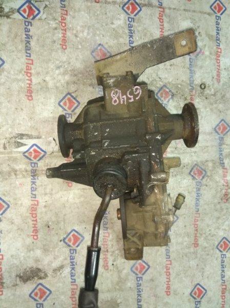 Раздатка Suzuki Jimny JB23W K6A передняя 6548