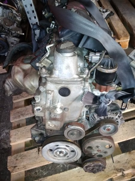 Двигатель Honda Mobilio Spike GK1 L15A 6578