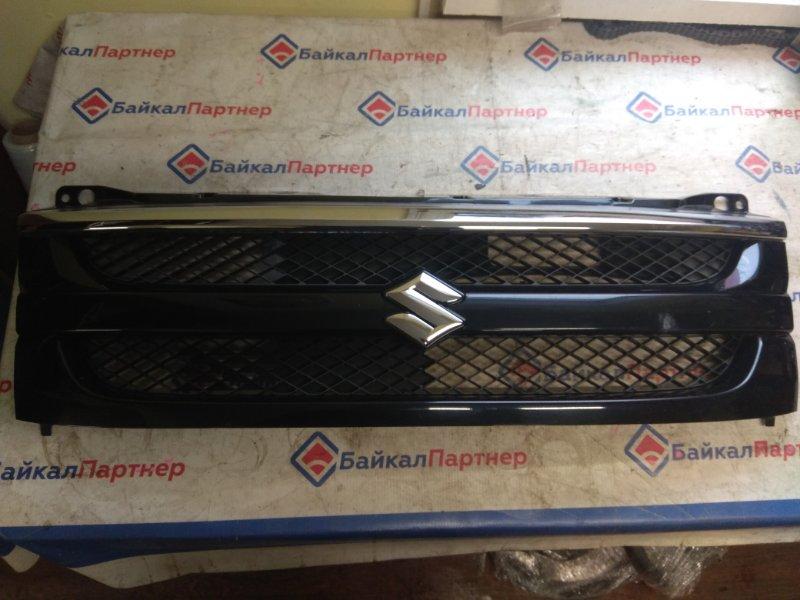 Решетка радиатора Suzuki Wagon R MH22S 6415