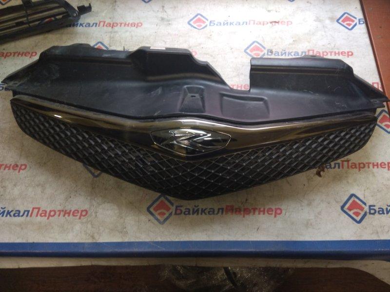 Решетка радиатора Toyota Ractis NCP100 1NZ-FE 6238