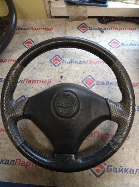 Airbag на руль Chevrolet Cruze HR52S M13A 6574
