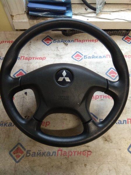 Airbag на руль Mitsubishi Airtrek CU2W 4G63 2005 6559