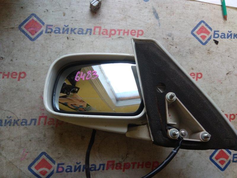 Зеркало Daihatsu Pyzar G311G HD-EP 1998 переднее левое 6483
