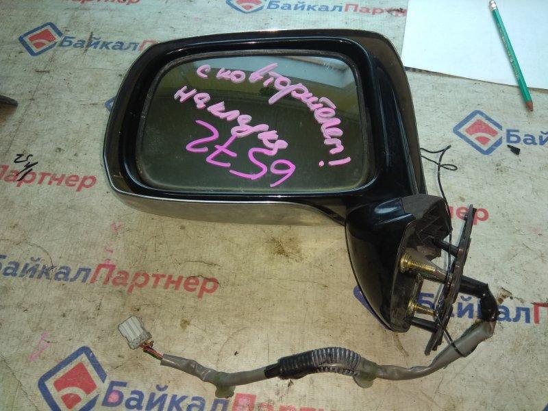 Зеркало Honda Mobilio Spike GK1 L15A переднее левое 6572