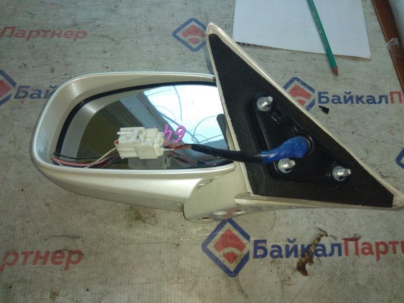 Зеркало Toyota Windom MCV20 1MZ-FE переднее левое 6411