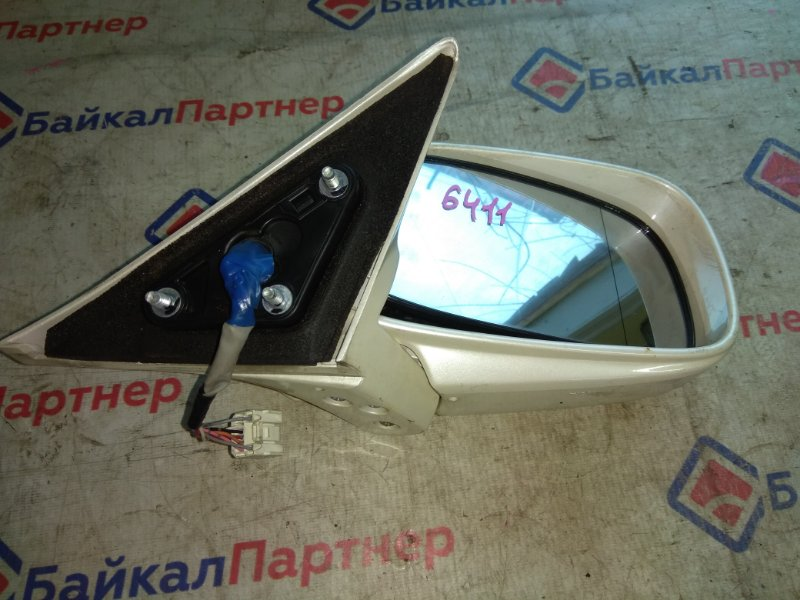 Зеркало Toyota Windom MCV20 1MZ-FE переднее правое 6411